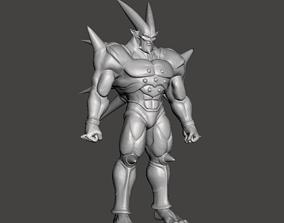 Syn Shenron 3D Model