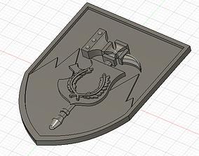 3D print model Warhammer Fantasy Sigmar Badges