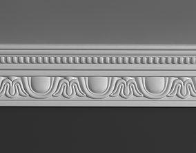 Cornice Moulding 3D model board