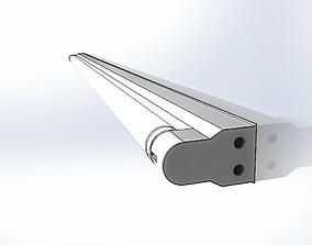 CFL Light T8 36W 3D