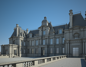 3D Chateau and Garden