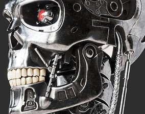 3D model Terminator Bust