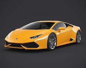 lamborghini 3D Lamborghini Huracan
