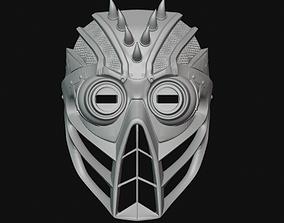Kabal mask from Mortal Kombat 3D print model