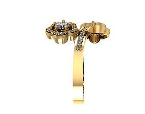 ring matrixgold Rings 3D printable model