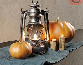 3D model Decor set halloween