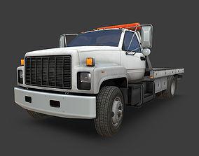 3D asset Top Kick Truck