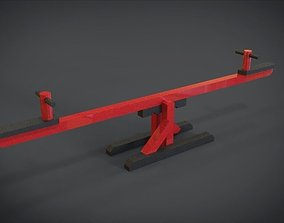 3D asset Swing - balancer
