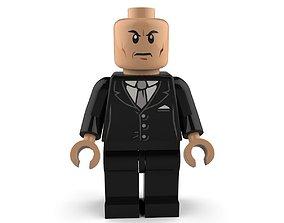 Lex Luthor 3D model