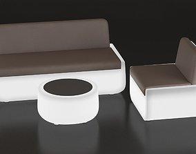 Plust Bold Armchair Light 3D