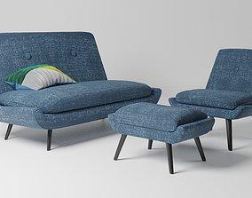 Jonny Furniture set 3D