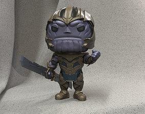 games miniature Thanos 3D print model