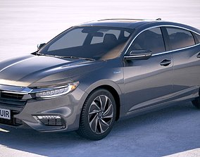 Honda Insight 2019 3D model