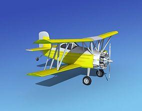 3D Grumman G-164 AgCat V02