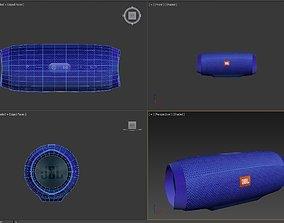 JBL Charge 3 3D asset