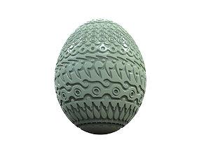 Easter Egg 3D printable model eggs