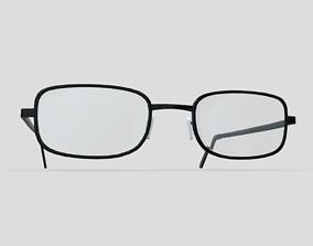 3D asset Glasses 4