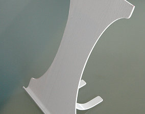 3D print model Document Stand