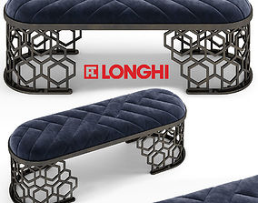 3D Amanda bench by Longhi