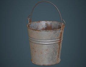 Bucket 1B 3D asset