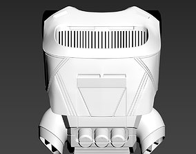 3D print model Star Wars EP9 The Rise of Skywalker Jet 3