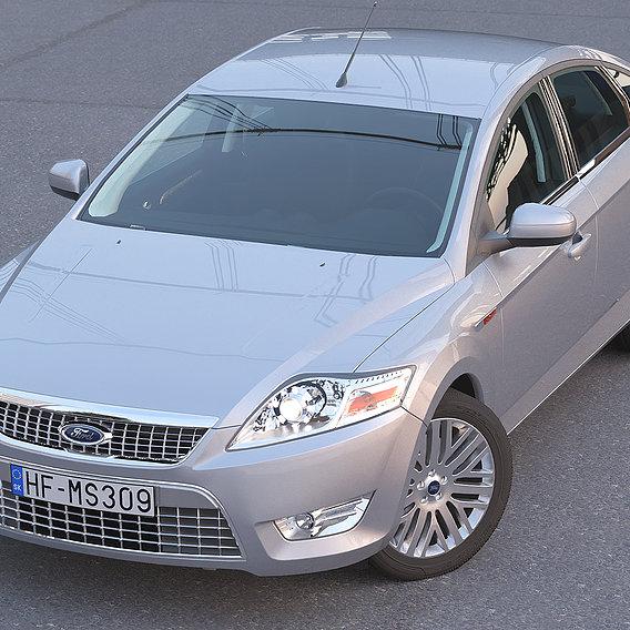Mondeo Sedan 2009