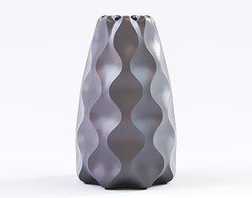 Geometric Flower Vase 3D print model