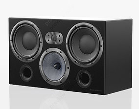 3D model Bowers and Wilkins CT 7 3 LCRS