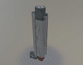 London Tower 42 3D asset