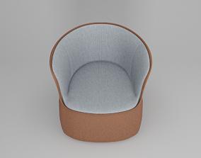 Jardan - Pearl Chair 3D