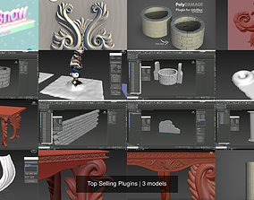 3D Top Selling Plugins