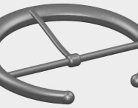 3D Shoe Buckle 3