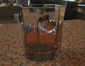 beverage 3D Whiskey Tumbler