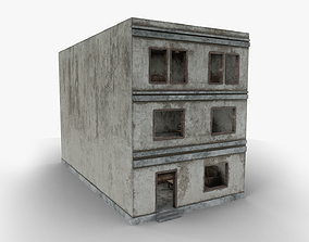 3D model game-ready House 05