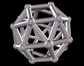 3D print model 035 Mathart - Archimedean Solids - Snub 4