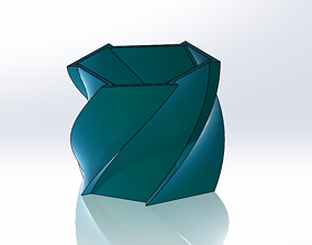 3D print model Geometric Planter 5