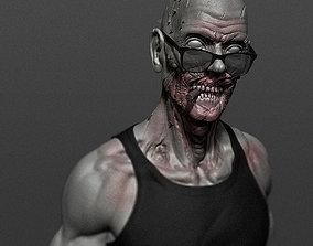 3D printable model Cool Zombie