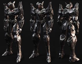3D model Mordred the Mech