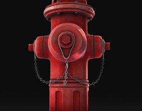 Fire Hydrant 3D hydrant