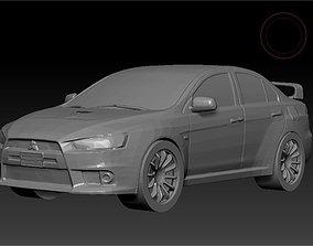 3D print model lancer