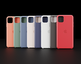Apple Cases Of iPhone 11 and 11 Pro and 11 Pro Max 3D