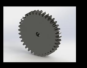 3D print model Gear 36 teeth