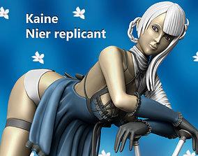 Kaine nier replicant 3d figure