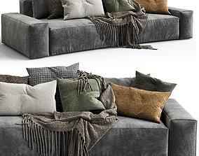 3D model Jesse sofa Daniel composition 10