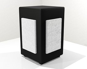this is speaker 3D printable model