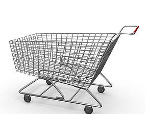 3D model business Shopping Cart