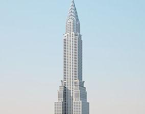 office 3D Chrysler Building