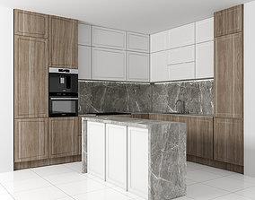 kitchen-set016 3D
