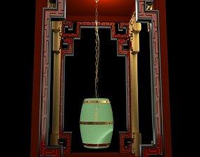 Chinese lantern festive 3D