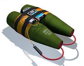IED Bomb 3D
